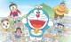 [English version] Doraemon (manga) arrived in the lobby cartoon library on the first floor of the hotel ♪